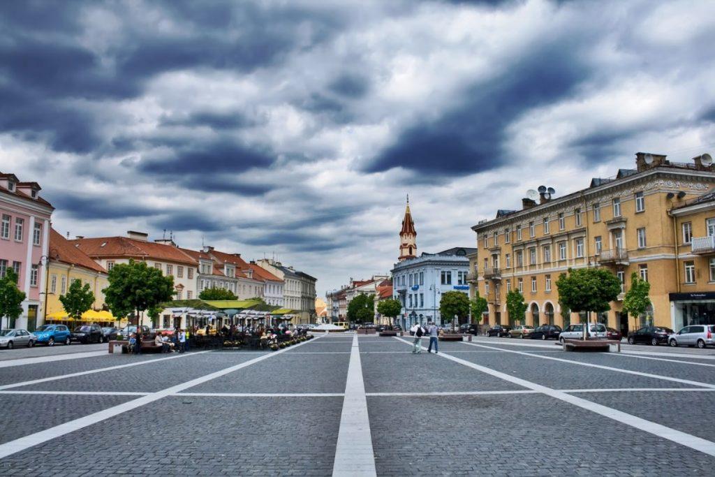 Получение рабочей визы в Вильнюс