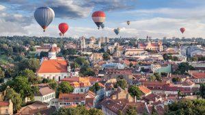 Образец анкеты в Литву для ребенка