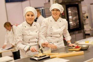 Работа поваром в Литве